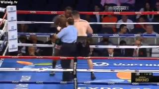 2014 07 26 Ola Afolabi vs Anthony Caputo Smith