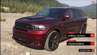 2018 Dodge Durango SRT – The Ultimate Family Hauler