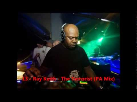 Rocco's 180bpm Old Skool Jungle Drum and Bass Mix