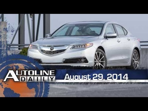 Is the TLX a Turning Point for Acura? Can You Identify This Car? - Aut