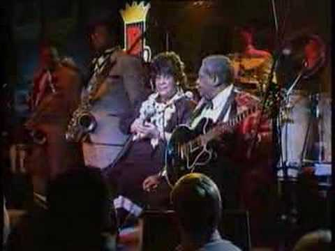 Ruth Brown & BBKing / Ain't Nobody's Business Video