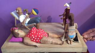 Saucy Seaside Automaton