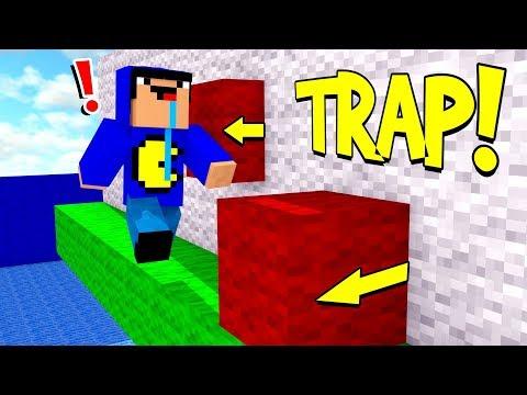 Minecraft: PARKOUR MAIS DIFÍCIL DO MINECRAFT!