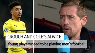 """It's all about mindset!"" Crouch and Cole on how to stop young talent going to waste"