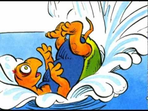 Because A Little Bug Went Ka Choo  Animated Story Book