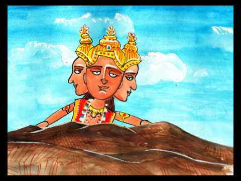 a discussion on the stories of creation An illustrated hindu story of creation ideal for classroon assembly times.