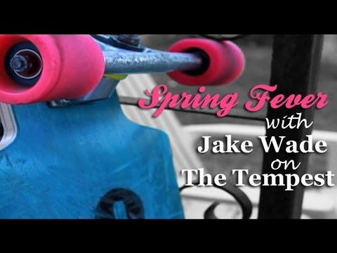 Spring Fever (Jake Wade on the Nelson Tempest)