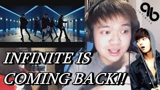 "INFINITE (인피니트) - TELL ME MV Teaser (Long Ver.) + ""TOP SEED"" ALBUM PREVIEW Reaction"