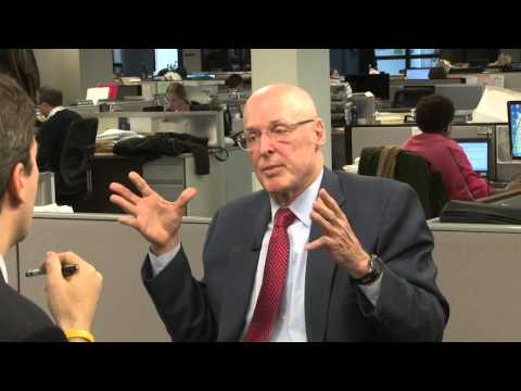 Paulson on Bernanke, Yellen: Hank Paulson interview