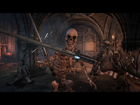 Hellraid Gameplay Demo - IGN Live: Gamescom 2014