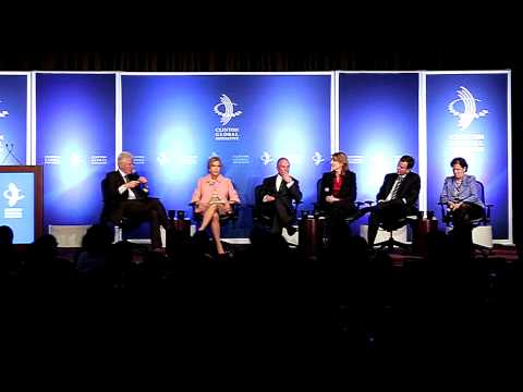 Mobilizing Investment in Resilient Cities - 2013 CGI Mid-Year Meeting Plenary Conversation