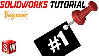 1- SolidWorks Beginner Tutorial: Interface/ Units/ add-ins/ trouble shooting