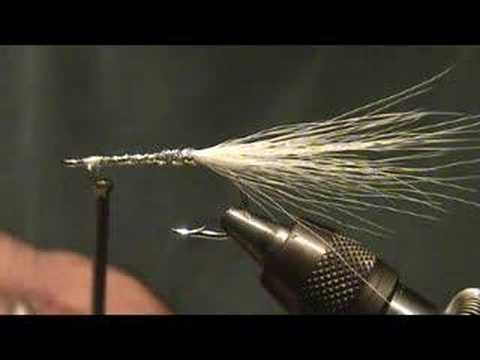 Wrightsville Beach Fly Fishing & Fly Tying, Glass Minnow Fly