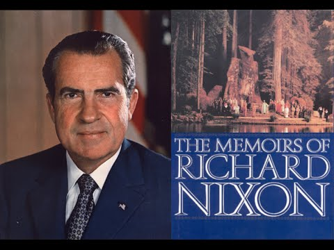 Richard Nixon Admits Bohemian Grove Made Him President --- His Memoir Reveals Little Known Secret