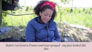 Stranded Ethiopian woman tells her story