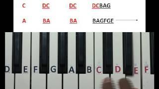 download lagu Om Shanthi Om Theme Music Learning On Keyboard gratis