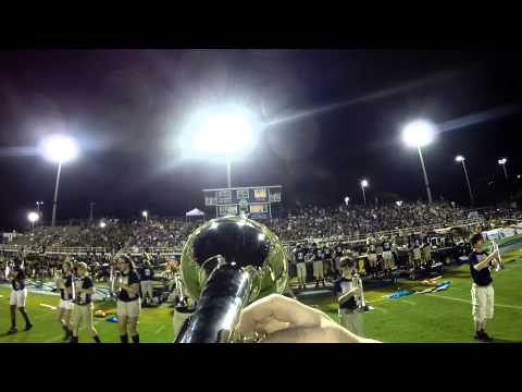 Foley High School Band 2014 Baritone Head Cam