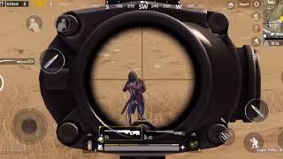AWM MASTER!! *INSANE 12 KILLS* | PUBG Mobile | Arcade - Sniper Bolt Action