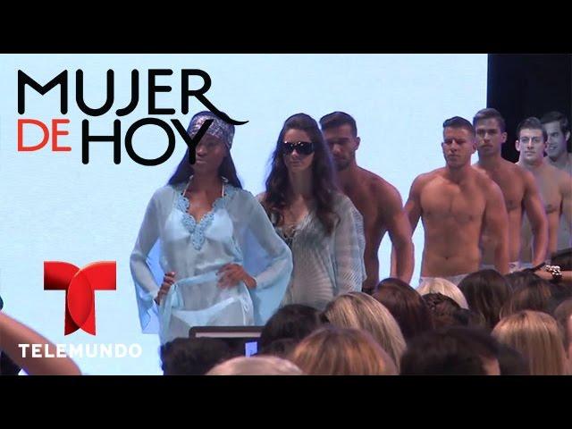 iVillage Mujer | Mujer de Hoy en Miami Fashion Week | Telemundo
