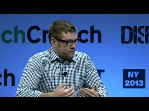 Fireside Chat With Chris Dixon (Andreessen Horowitz) | Disrupt NY 2013