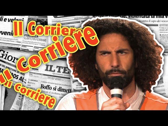 Il Corriere - La conferenza stampa dei Boiler
