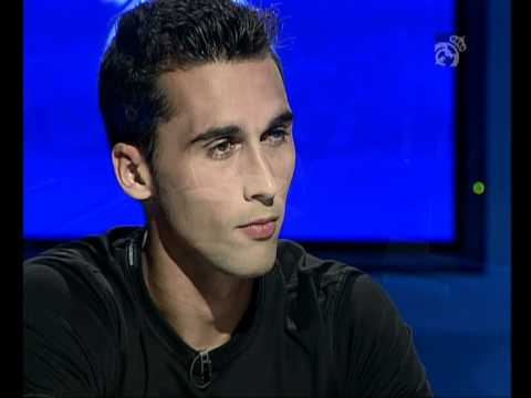 RealArbeloa: an exclusive interview with Alvaro Arbeloa on RealmadridTV
