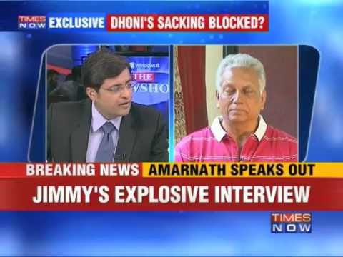 The Newshour Direct: Mohinder Amarnath (part 2 Of 2) video