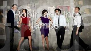 How I Met Your Mother - Robin and the lamps