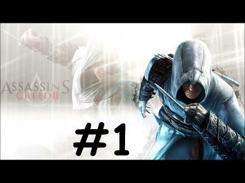 Assassin's Creed I ตอนที่ 1 : เปิดตำนานนักฆ่า