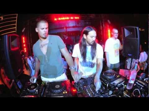 Afrojack & Steve Aoki - No Beef (rockwell Remix) video