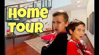HOME TOUR | WHOLE HOUSE MAKEOVER 2017