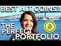 The PERFECT Cryptocurrency PORTFOLIO!  -  Best Alt Coins - How To Pick Winners