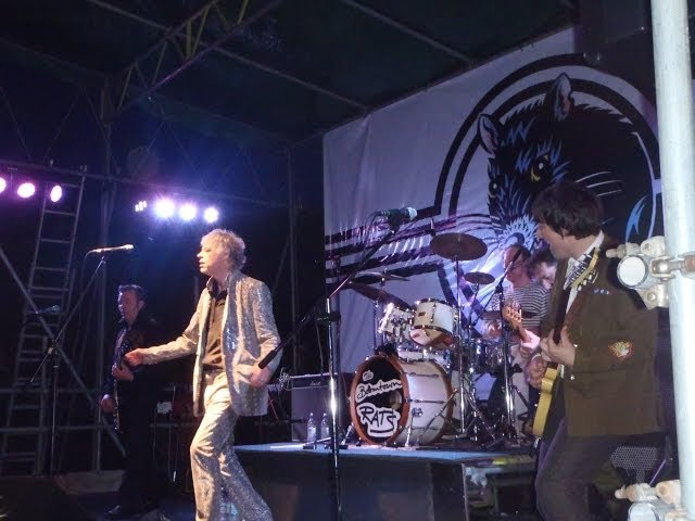 "The Boomtown Rats - ""The Elephant's Graveyard"", Ifield, June 7th 2013"