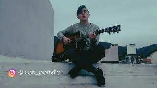 DUKI x Leby - No Me Llores (Cover by Juan Portella)