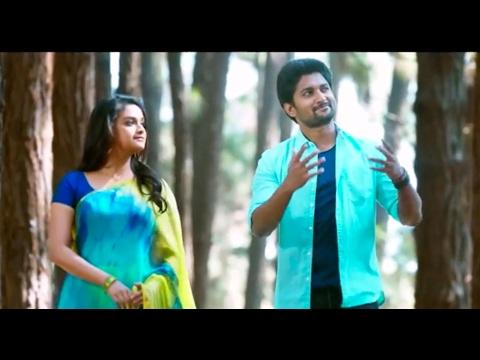 Nenu Local Songs | Arere Ekkada Ekkada Video Song | Nani | Keerthy Suresh | Dil Raju | Cine Chitram