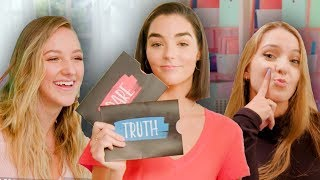 Tall Girl Cast Plays Truth or Dare with Lexi Rivera & Indiana Massara
