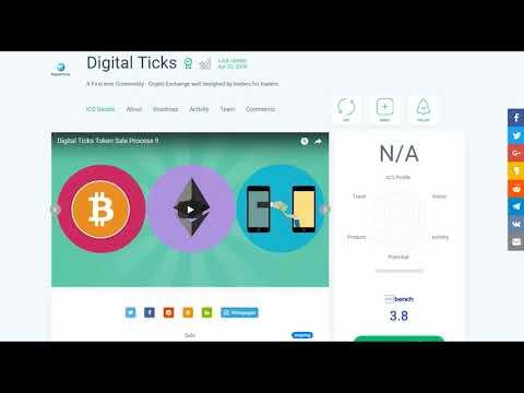 Обзор рейтинга проекта Digital Ticks