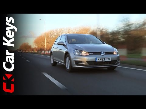 Volkswagen Golf Bluemotion 2014 review - Car Keys
