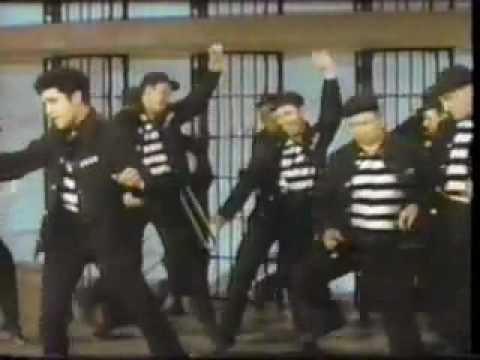 Elvis Presley Jailhouse Rock 1957 Deejay Gu Flash Back anos...