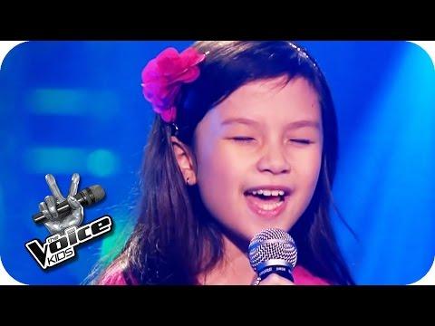 Michael Jackson - Ben (Nathalie) | The Voice Kids | Blind Auditions | SAT.1