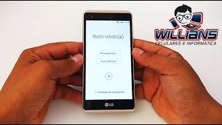Desbloqueio de Conta Google LG Xstyle, K200DSF, Xpower, K220DSF, Serie X