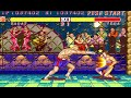 Street Fighter II' - Rainbow edition ( set 1 ) tas playthrough 11:16