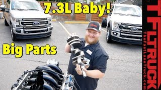 We Finally Know the Ford Super Duty 7.3L V8 Power Numbers & They Are Lower Than We Thought!