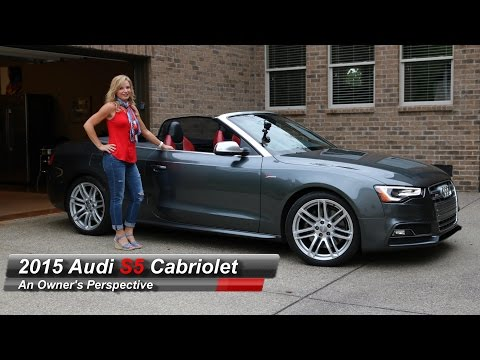 Audi S5 Cabriolet Review, An Owner's Perspective