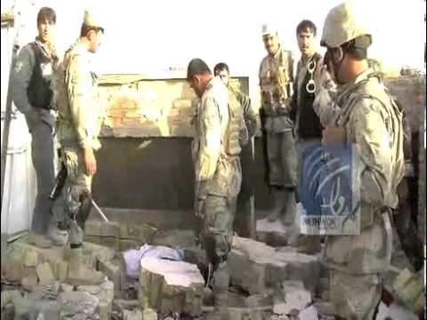 Taliban attack US base in Kandahar (Video)