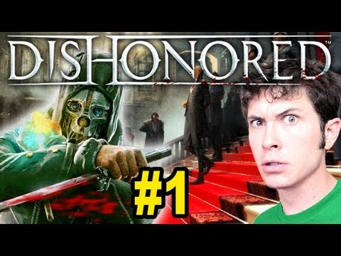Lets Play Dishonored - Part 1