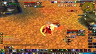 World of Warcraft Cataclysm patch 4.0.6. Frost Dk & Priest Arena 2v2 Hight rating 2200+