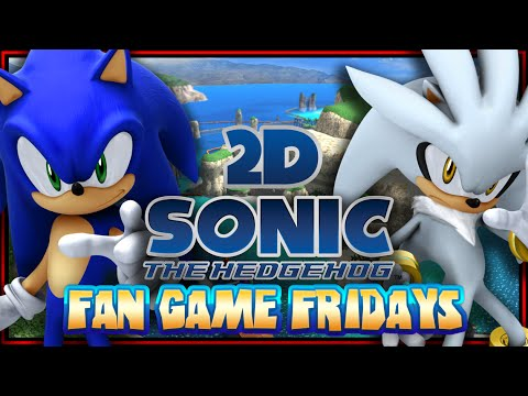 Fan Game Fridays - Sonic The Hedgehog 06 2d video