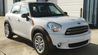 2016 Mini Cooper Countryman Full Review, Start Up, Exhaust