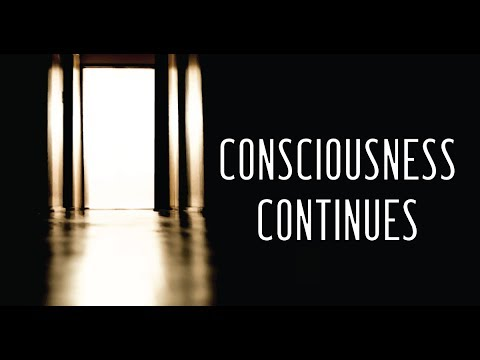 Promo video for Consciousness Continues: Surviving Death - Near Death Experience NDE